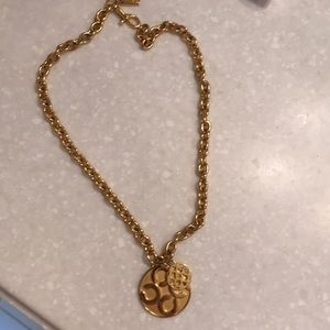 Coach Chain Necklace